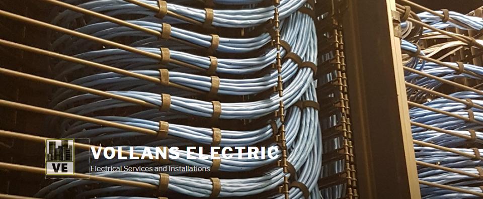 Vollans Electric Online