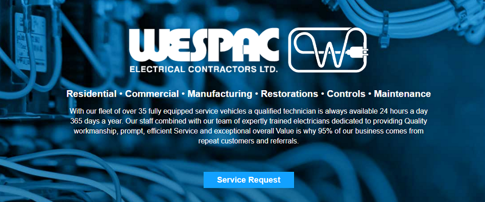 Wespac Electric Online