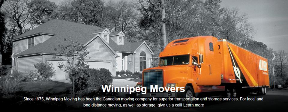 Winnipeg Movers Online